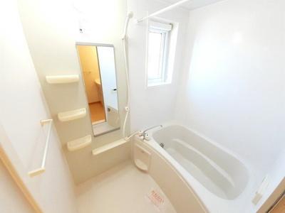 【浴室】クラールS・S A棟