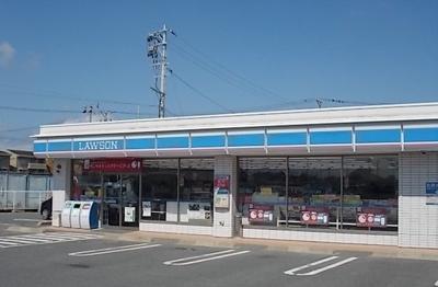 ローソン石巻門脇店まで1300m