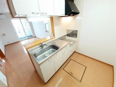 【キッチン】メゾン田園サ-ティSS