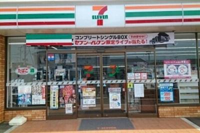 セブンイレブン石巻あゆみ野店まで700m