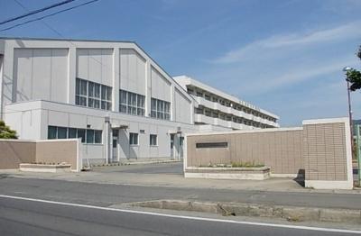 石巻市立住吉中学校まで400m