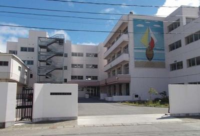 石巻市立湊中学校まで400m