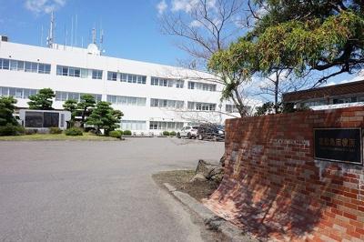 東松島市役所まで1700m