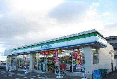 ファミリーマート東松島中央店まで400m