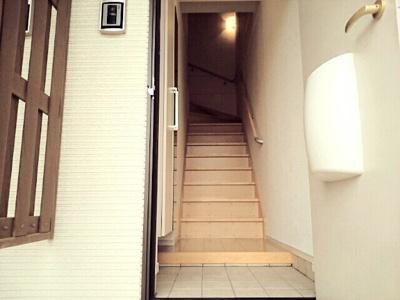 【玄関】キャンディハウスA
