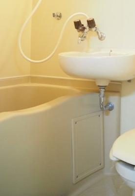 【浴室】メゾンドエルビエ