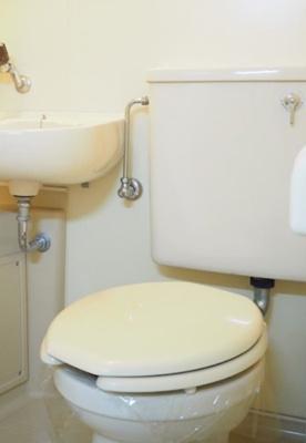 【トイレ】メゾンドエルビエ