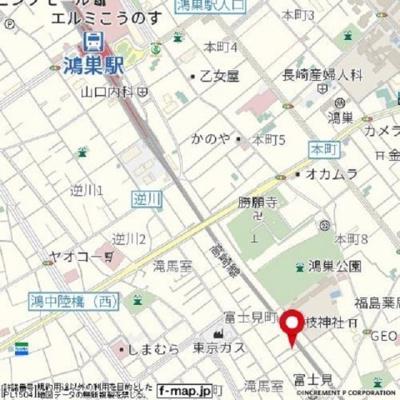 【外観】ベルピア鴻巣第7