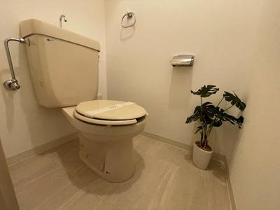 【トイレ】ビラクレール
