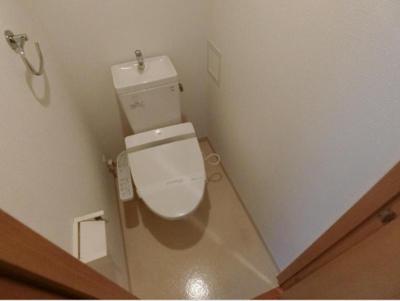 【トイレ】スカイコートヌーベル入谷