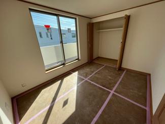 【洋室】足立区大谷田5丁目新築戸建て【全5棟】
