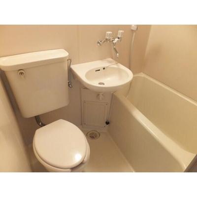 【浴室】ウィンベルソロ西川口第2