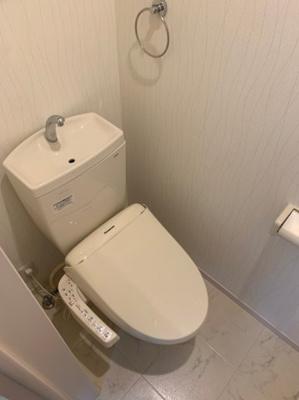 【トイレ】ファーストホーム森下