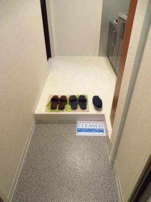 【玄関】Aレガート蕨