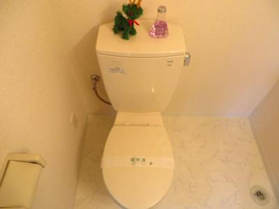 【トイレ】Aレガート蕨