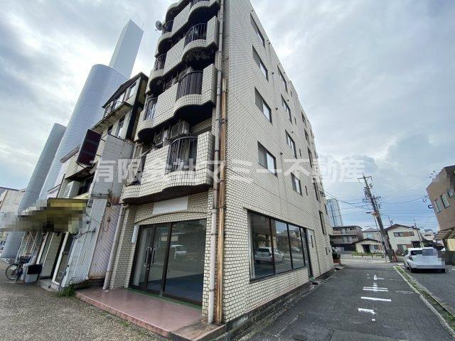 【外観】西新地1号線沿店舗
