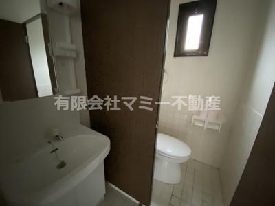 【トイレ】西新地1号線沿店舗