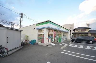 ファミリーマート小倉熊谷町店まで500m