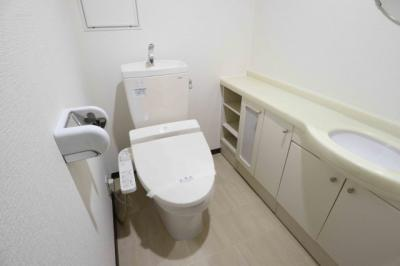 【トイレ】ベイシティ大阪センタープラザ