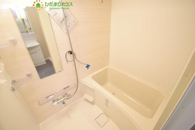 【浴室】センチュリー桶川
