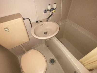 【浴室】トーエー新深江