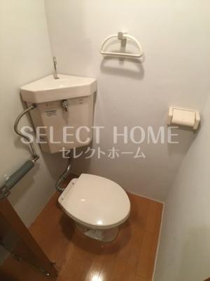 【トイレ】メゾン杉富