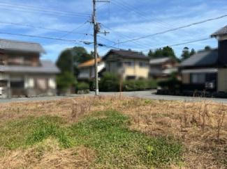 弘川中野団地153坪土地