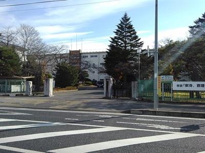 宮城県佐沼高等学校まで2800m