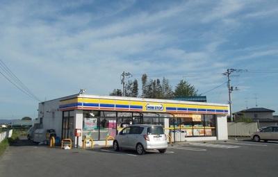 ミニストップ中田町石森店まで350m