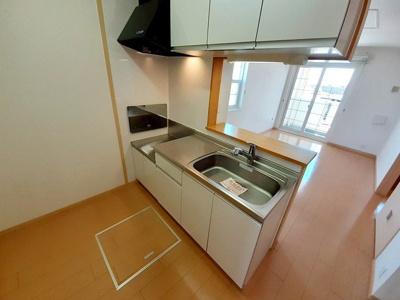 【キッチン】Pleasant・M・ⅢA