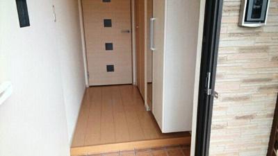 【玄関】キャンディハウスD