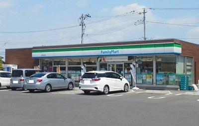 ファミリーマート佐沼江合店まで650m