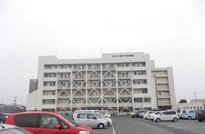 登米市民病院まで600m