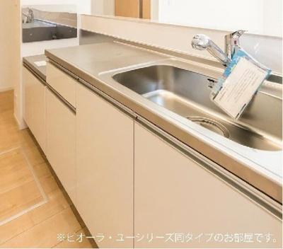 【キッチン】コオリナ ハイツⅠ