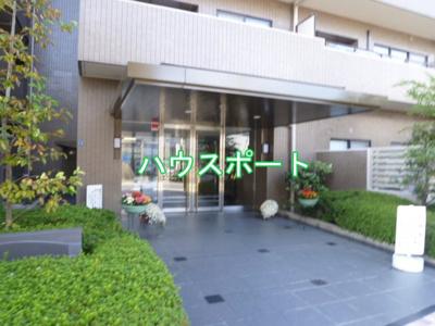 【エントランス】ファミール長岡京グランデュール