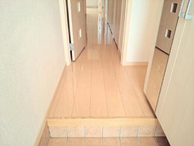 【玄関】スカイハイツ21
