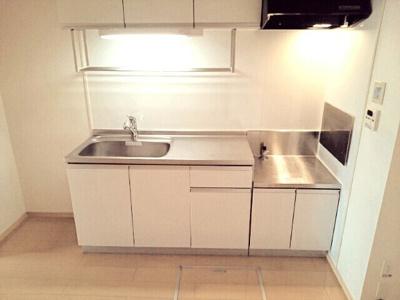 【キッチン】スカイハイツ21