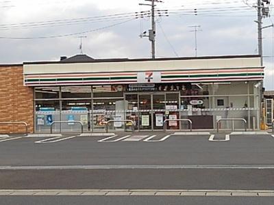 セブンイレブン中田町加賀野店まで76m