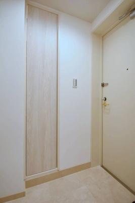 【玄関】菱和パレス銀座八丁目 1999年築 7階 角 部屋 リ ノベーション済