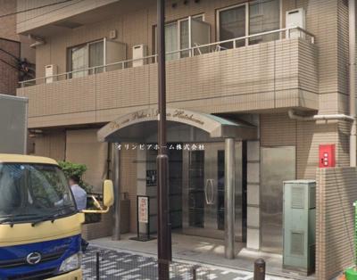 【外観】菱和パレス銀座八丁目 1999年築 7階 角 部屋 リ ノベーション済