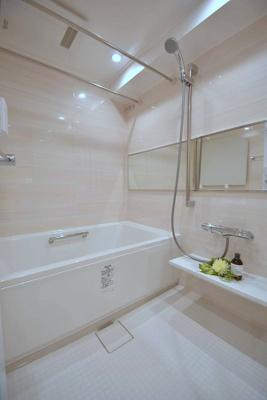 【浴室】菱和パレス銀座八丁目 1999年築 7階 角 部屋 リ ノベーション済