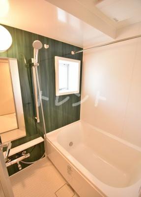 【浴室】グランカーサ門前仲町