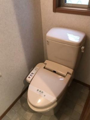 【トイレ】フィールデンコート