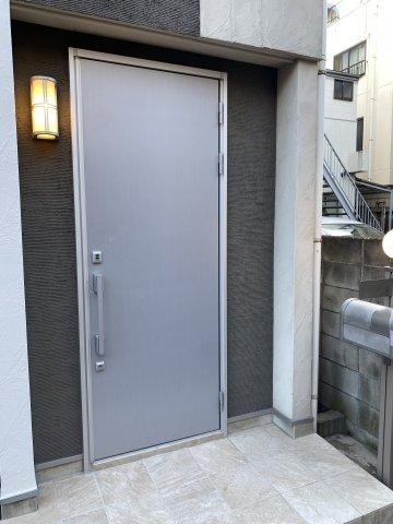 【玄関】川崎区大島2丁目・中古戸建・平成20年築・リフォーム実施済