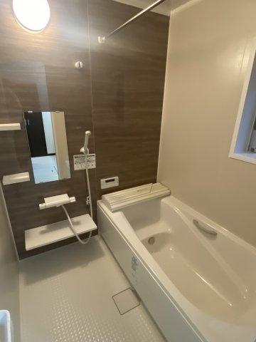 【浴室】川崎区大島2丁目・中古戸建・平成20年築・リフォーム実施済