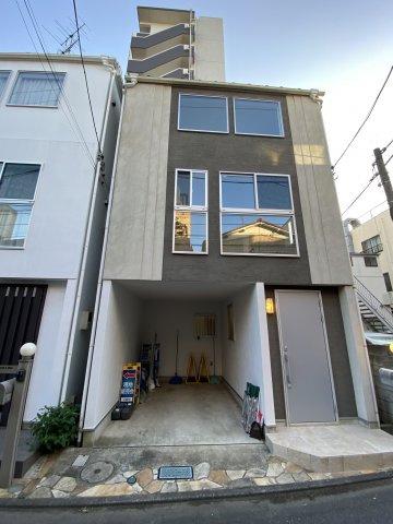 【外観】川崎区大島2丁目・中古戸建・平成20年築・リフォーム実施済