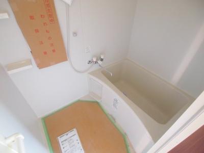 浴室新設いたしました!
