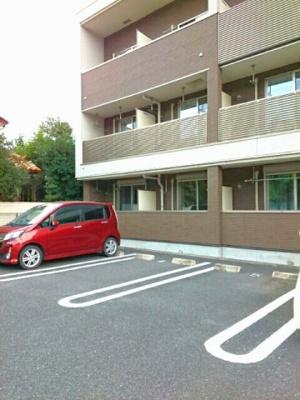 【駐車場】ヴェナビスタ