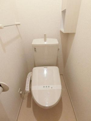 【トイレ】ウイングリバ-Ⅰ
