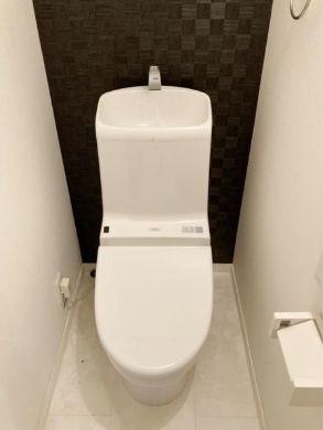 【トイレ】白山二丁目戸建て(文京区白山2-20-2)
